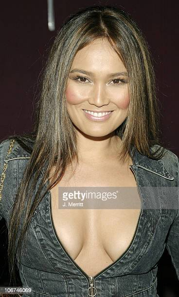 Tia Carrere during Camp Freddy in Concert with Suicide Girls Sponsored by Indie 103.1 - Arrivals and Show at Avalon in Hollywood, California, United...