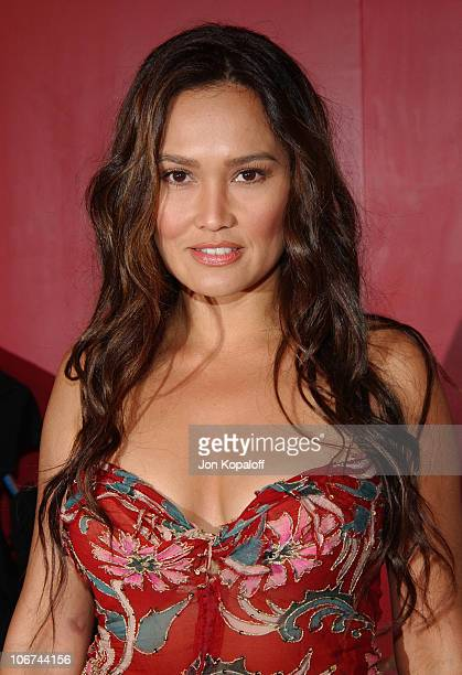 Tia Carrere during Eddie Would Go A Silent Auction to Benefit the Eddie Aikau Memorial Foundation and Surf Aid International at Level 3 in Hollywood...