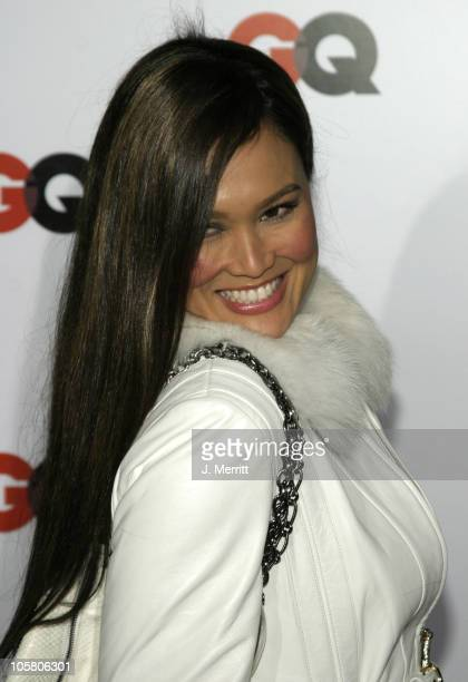 Tia Carrere during GQ Magazine Hosts 2004 NBA All Star Game Party at Astra West in Los Angeles, California, United States.