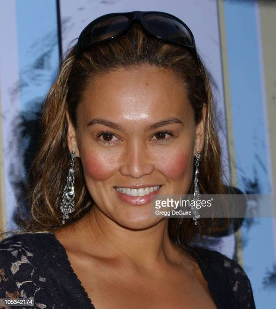 """Tia Carrere during """"Stander"""" Los Angeles Premiere - Arrivals at ArcLight Theatre in Hollywood, California, United States."""
