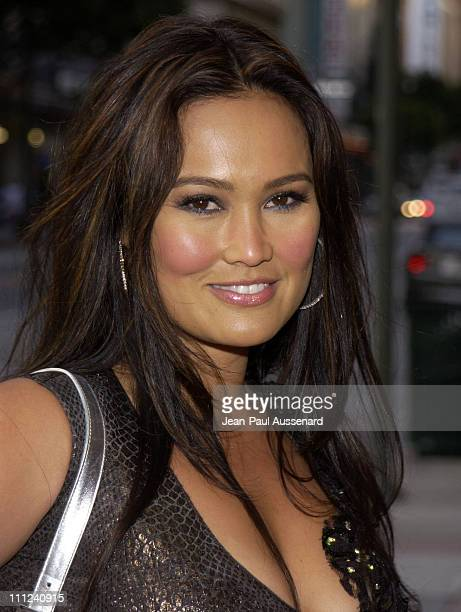 Tia Carrere during The 12th Annual Music Video Production Association Awards at Orpheum Theatre in Los Angeles, California, United States.