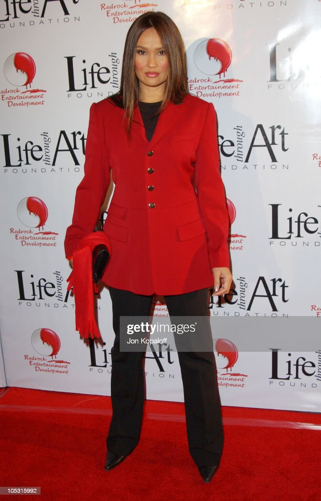 "The First Annual ""Red Party"" To Benefit The Life Through Art Foundation"