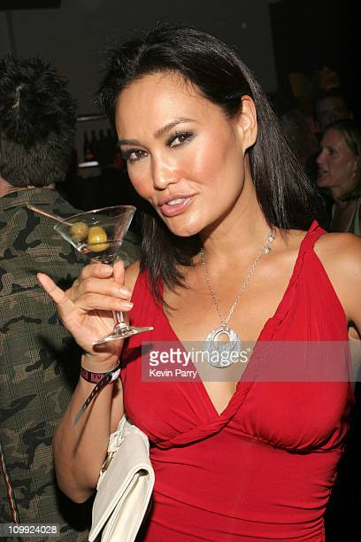 Tia Carrere during TV Guide Emmy After Party Inside at Social in Los Angeles California United States