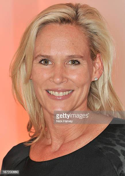 Tia Graham attends the Veuve Clicquot Business Woman of the Year award at Claridges Hotel on April 22 2013 in London England