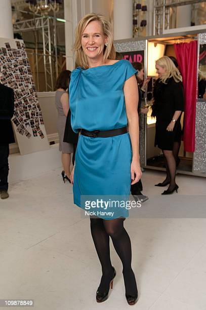 Tia Graham attends Vanity Fair rocks at the Corinthia Hotel London on March 8 2011 in London England