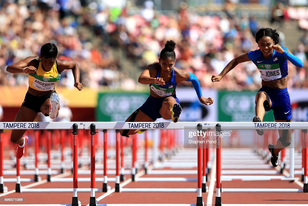 IAAF World U20 Championships - Day 6