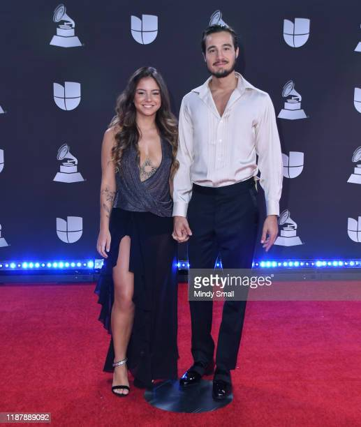 Tiago Iorc attends the 20th Annual Latin Grammy Awards at the MGM Grand Garden Arena on November 14 2019 in Las Vegas Nevada