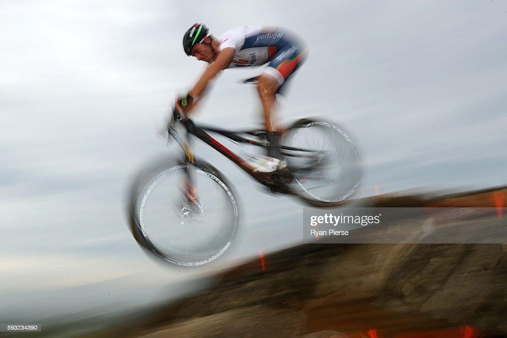 Cycling - Mountain Bike - Olympics: Day 16 : Fotografía de noticias