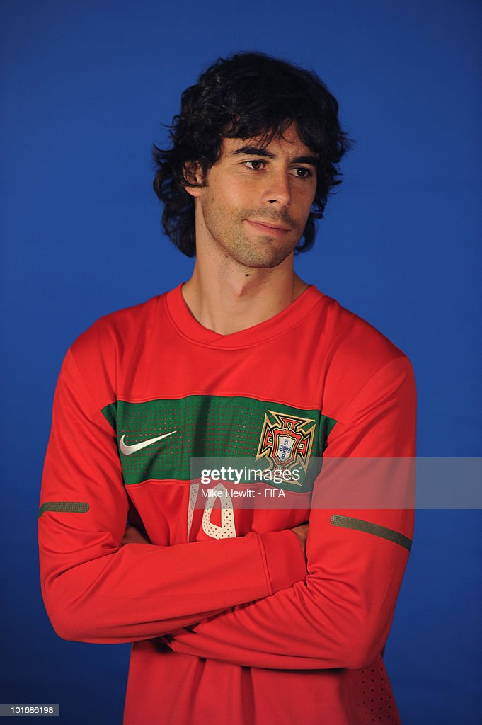 Portugal Portraits - 2010 FIFA World Cup : News Photo