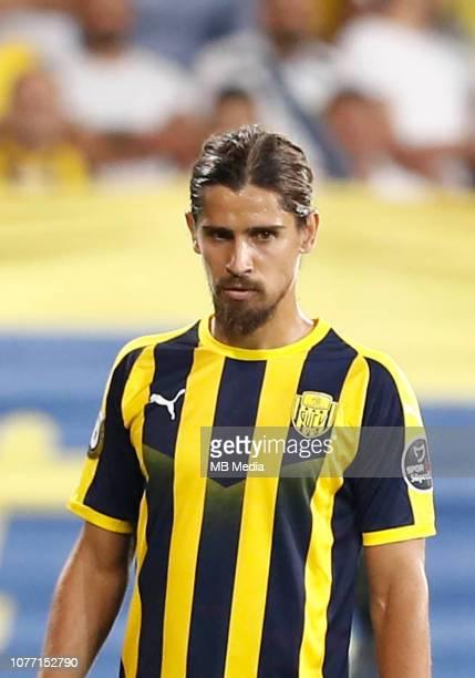 Tiago Pinto of Ankaragucu.