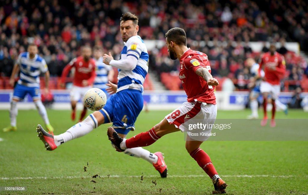 Nottingham Forest v Queens Park Rangers - Sky Bet Championship : News Photo