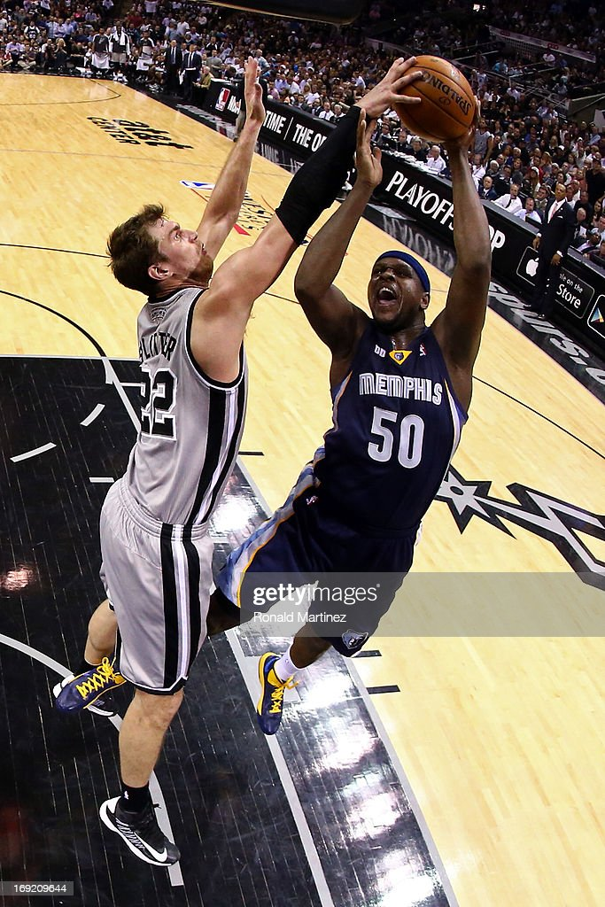 Memphis Grizzlies v San Antonio Spurs - Game Two