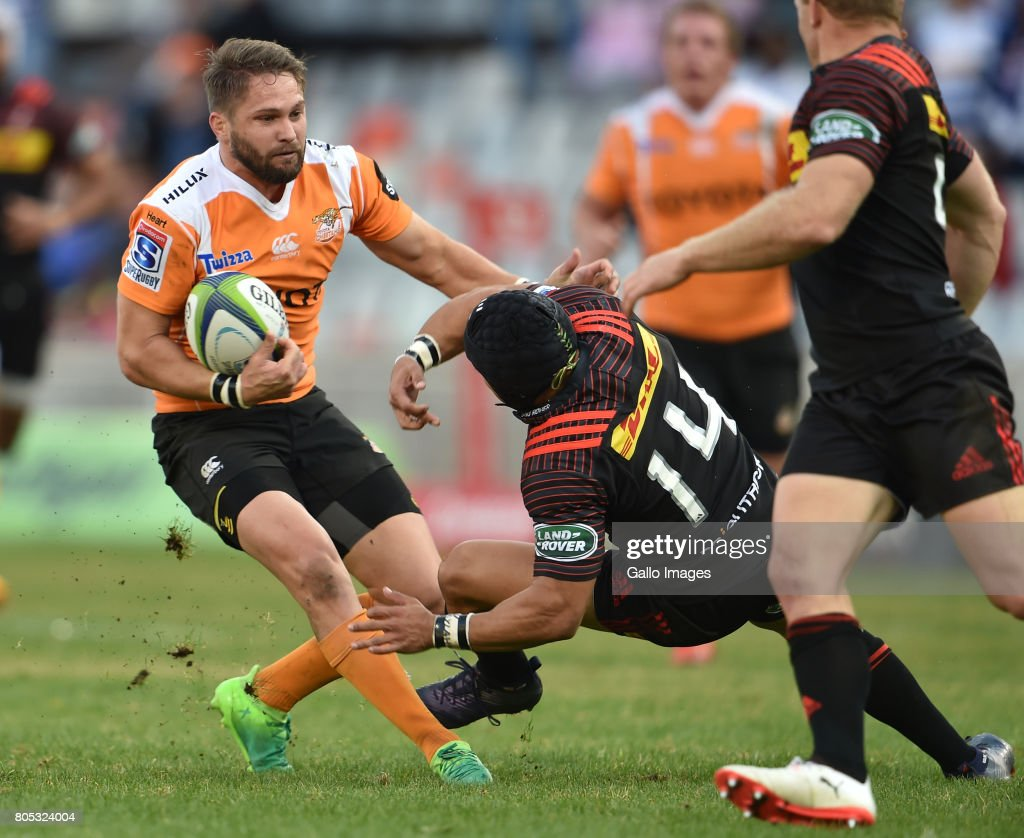 Super Rugby Rd 15 - Cheetahs v Stormers