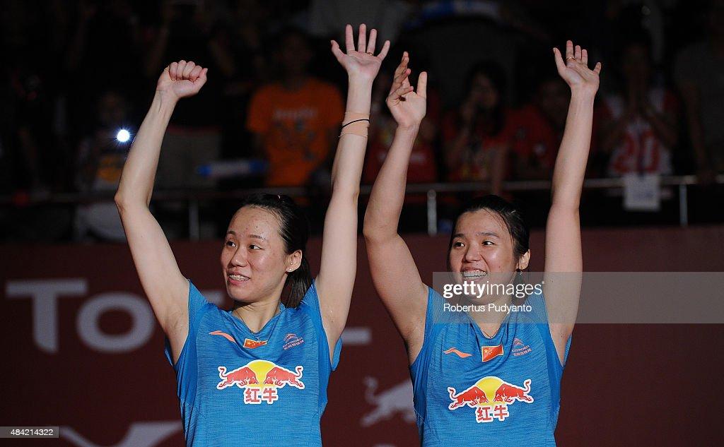 2015 BWF World Championship