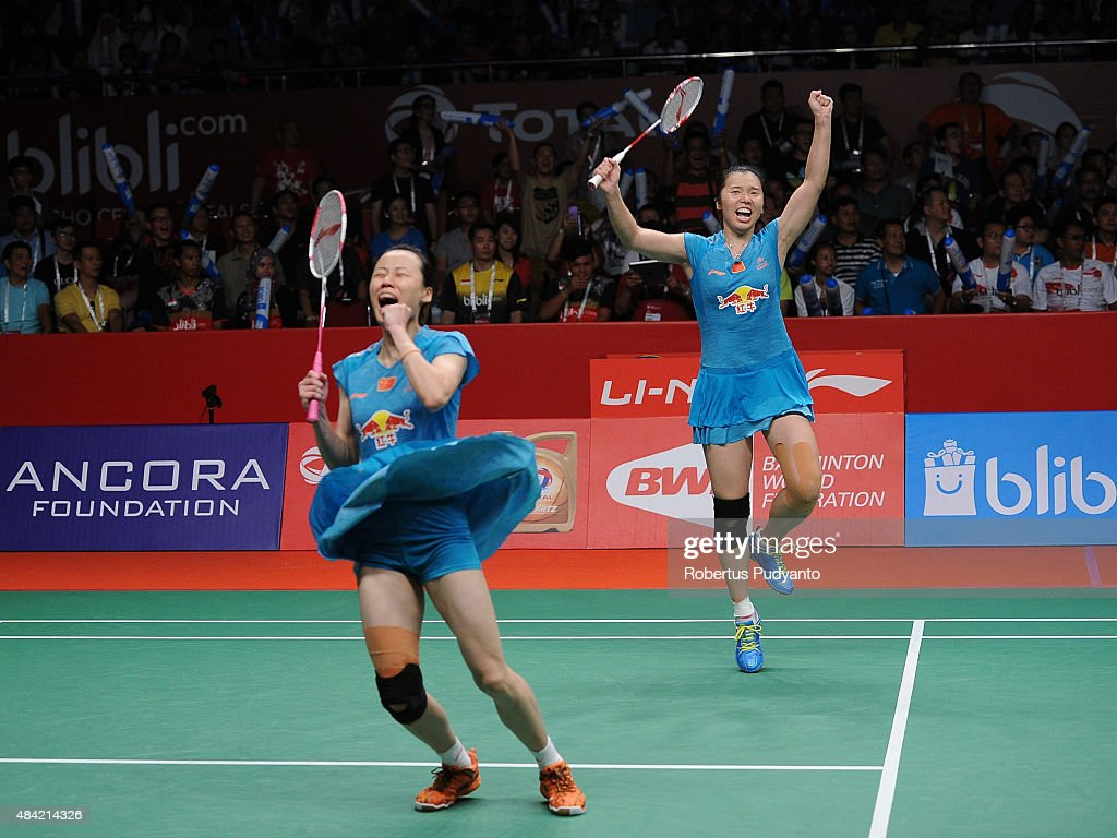 2015 BWF World Championship