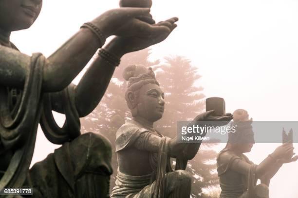Tian Tan Buddha, Hong Kong