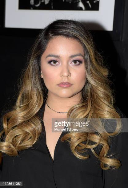 Tiana Kocher attends the 5th annual The Soirée gala at The Roxy Theatre on February 09 2019 in West Hollywood California