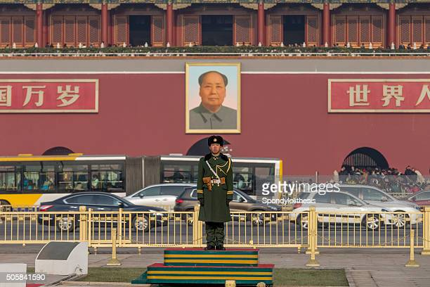 Tianamen Square and Forbidden City, Beijing
