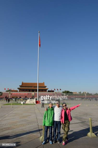 Tiananmen Square in Beijing and the Forbidden City was the Chinese imperial palace from the Ming Dynasty to the end of the Qing Dynasty. It is...