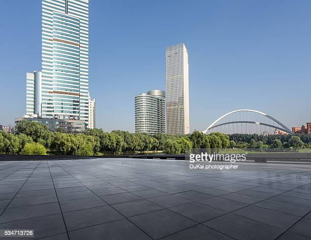 Tianjin  city square