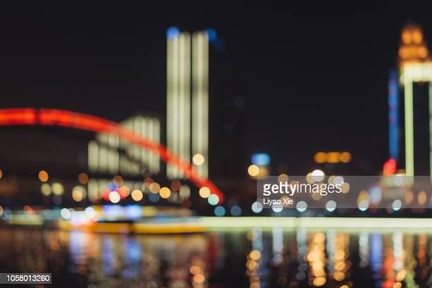 tianjin haihe skyline - liyao xie bildbanksfoton och bilder