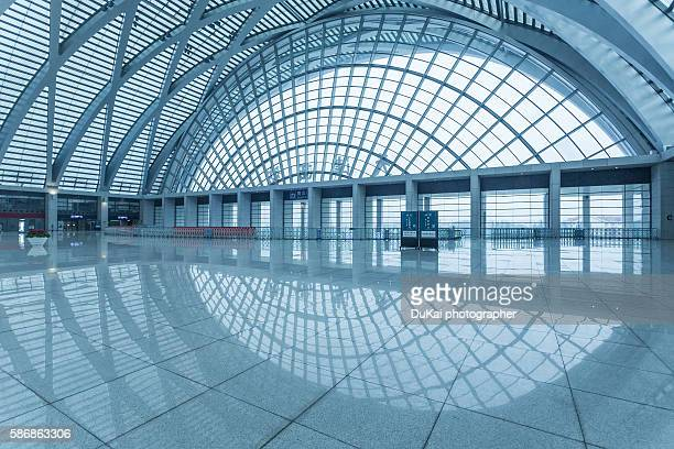 Tianjin west railway station