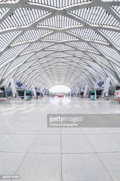 Tianjin west railway station