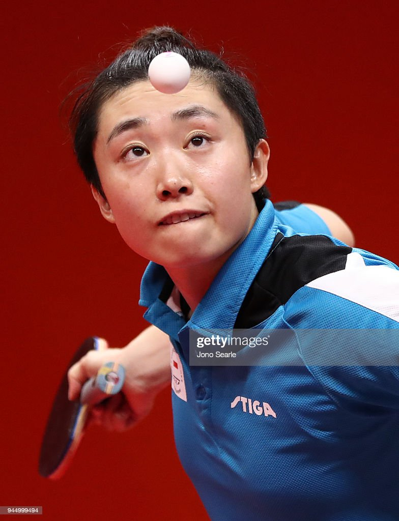 Table Tennis - Commonwealth Games Day 8
