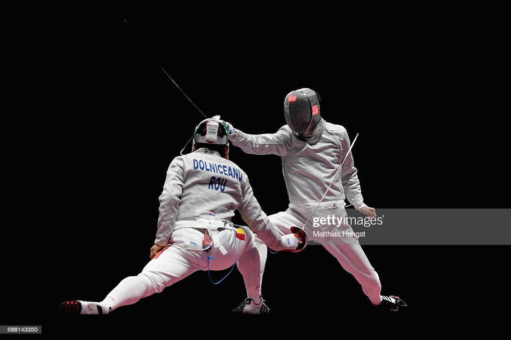 Fencing - Olympics: Day 5 : News Photo