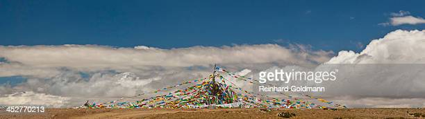 CONTENT] Tibet China Manasarovar Holy Land Lake Manasarovar Buddhism Prayer Flags