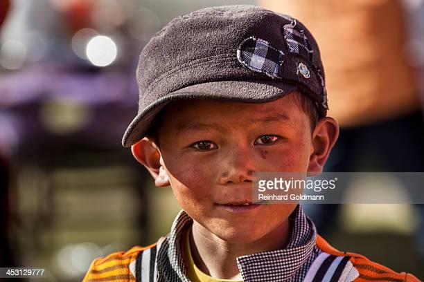 CONTENT] Tibet China Manasarovar Lake Boy Kid Tibetan Portrait