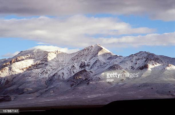 Tibet UTsang Mount Kailash In The SouthWest Of Tibet Between 4500M And 5800 M Of Altitude The Culminating Point Of The Mount Kailash At 6714M Is The...