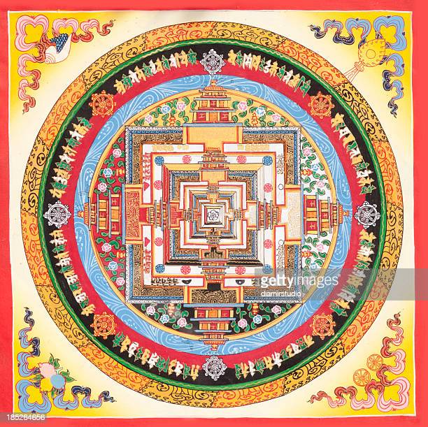 Tibetan Mandala