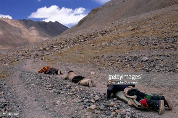 Tibetan Pilgrimage to Mt. Kailas
