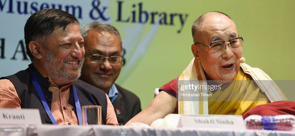 Tibetan Spiritual Leader Dalai Lama In Delhi