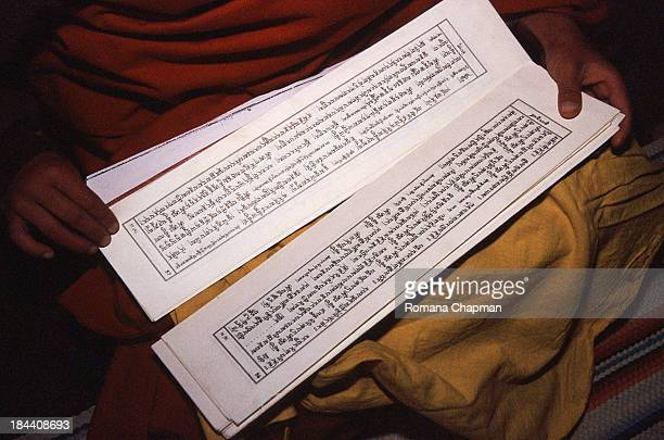 Tibetan writing has its origin in sanskrit. To this day, tibetans would want their children to be educated in nunneries and monasteries, which have...