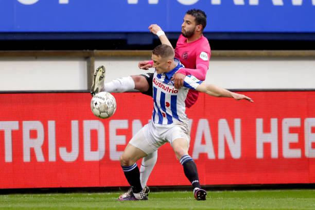 NLD: AZ Alkmaar v Fortuna Sittard - Dutch Eredivisie