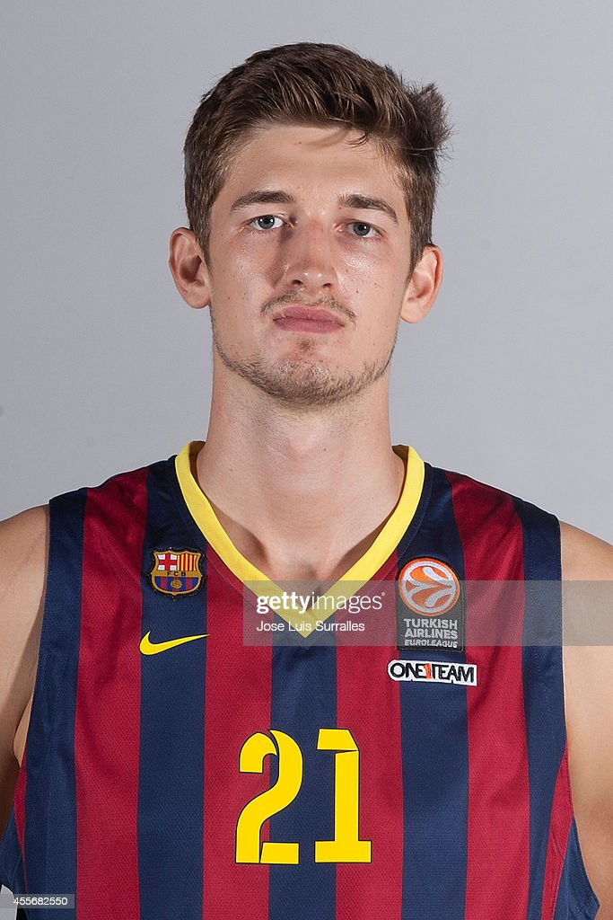 FC Barcelona 2014/2015 Turkish Airlines Euroleague Basketball Media Day