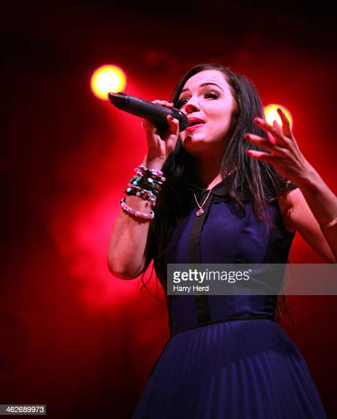 Tich performs at Portsmouth Guildhall on January 14 2014 in Portsmouth England