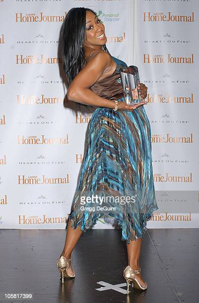 Tichina Arnold during Third Annual Funny Ladies We Love Awards Hosted By Ladies' Home Journal at Cabana Club in Hollywood California United States