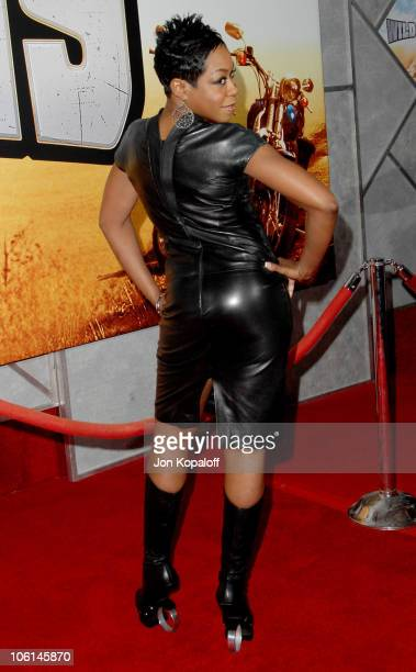 Tichina Arnold during Wild Hogs Los Angeles Premiere Arrivals at El Capitan Theater in Hollywood California United States