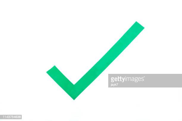 tick mark - check mark stock pictures, royalty-free photos & images