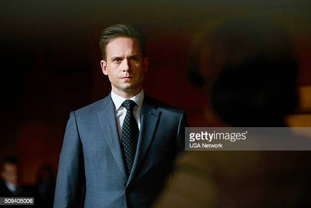 SUITS 'Tick Tock' Episode 515 Pictured Patrick J Adams as Michael Ross