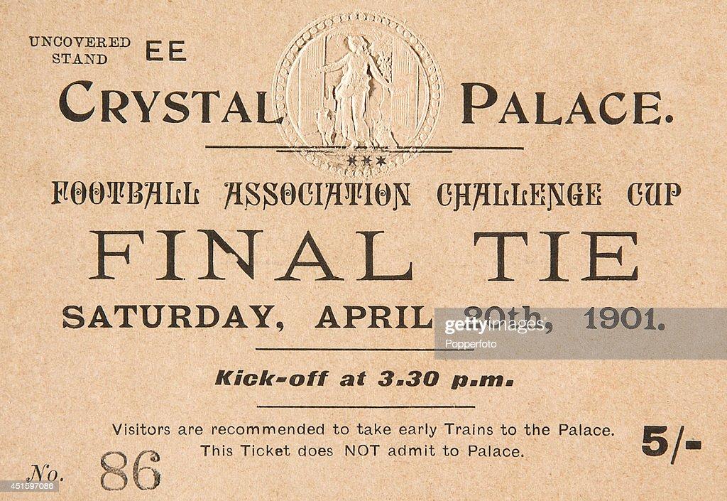 FA Cup Final - Totthenham Hotspur v Sheffield United : News Photo