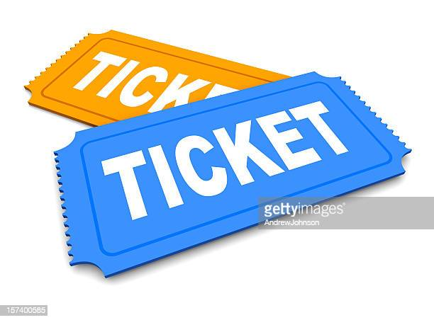 tickets - lucky draw stock photos and pictures