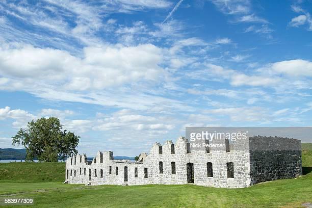 Ticonderoga Stone Fort