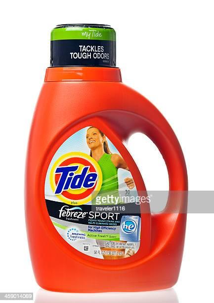 Tide Laundry Detergent