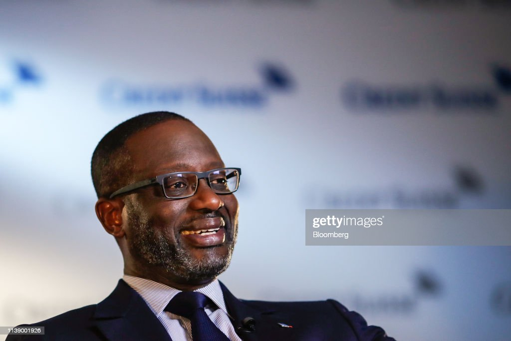 CHE: Credit Suisse Group AG Trading Swings Back to Profit in Boost for CEO Tidjane Thiam
