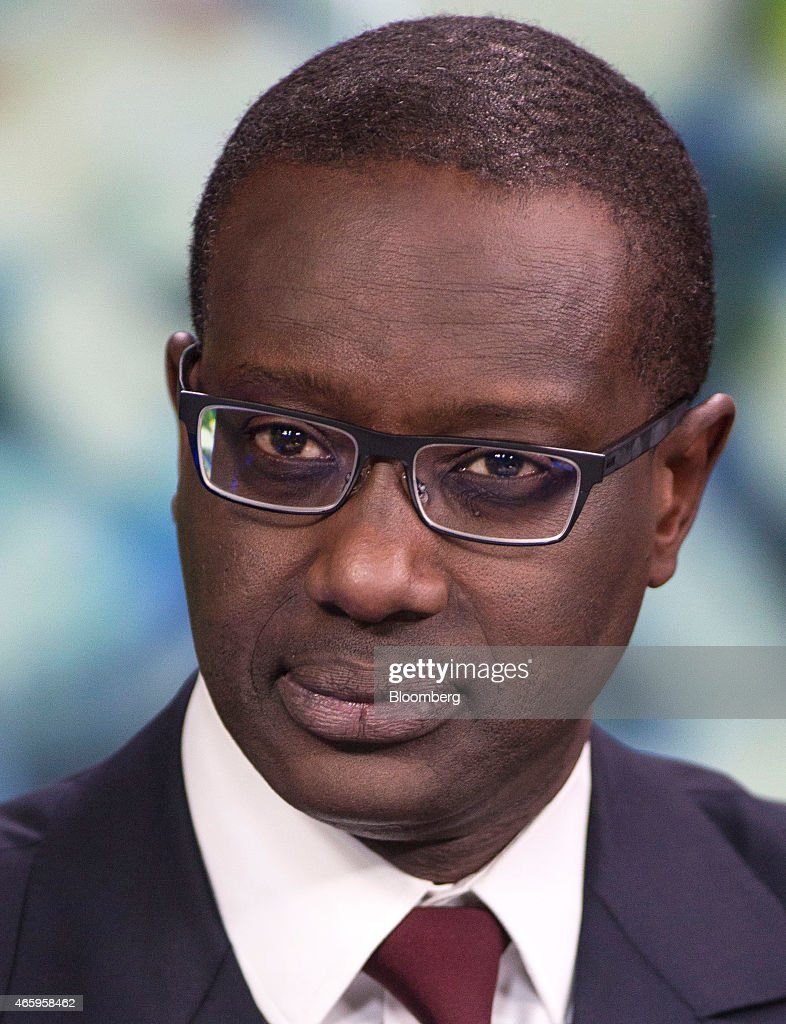 Credit Suisse Group AG Names Prudential Plc Tidjane Thiam To Replace Brady Dougan