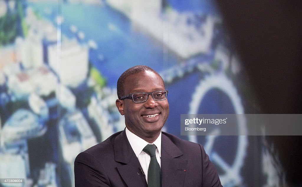 Prudential Chief Executive Officer Tidjane Thiam Interview